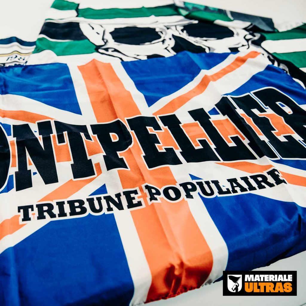 bandiere Materiale Ultras