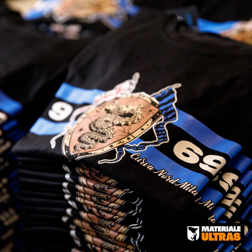 t-shirt Materiale Ultras